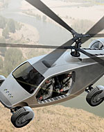 Concept cars, helicopter - AVX