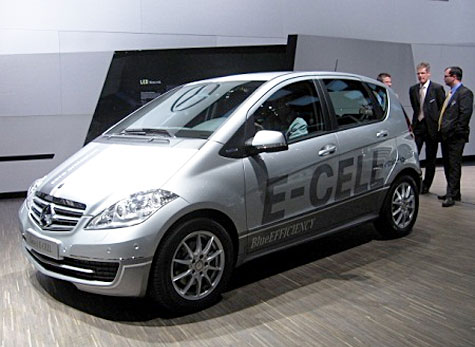 Mercedes-Benz E-Cell