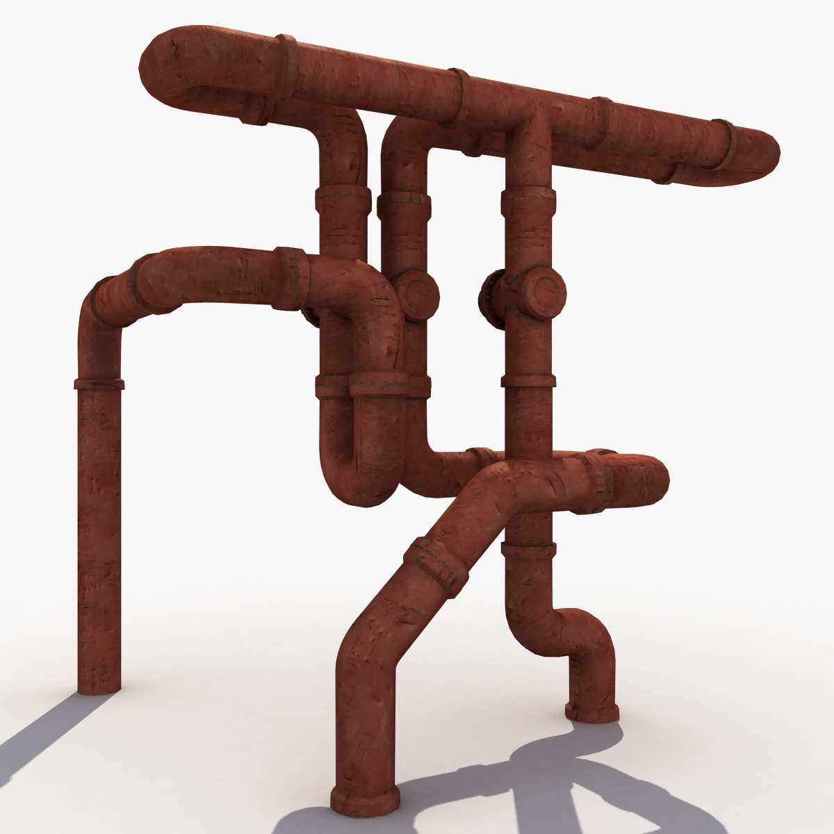 Constructor Pipe System