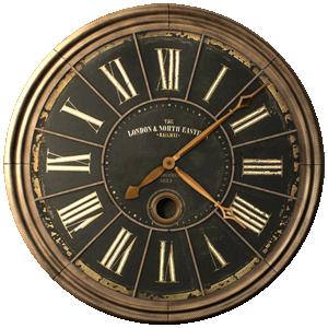 Screensaver Old Clock (хранитель Экрана Старинные Часы)